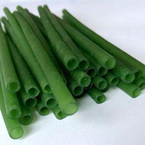 Green straws